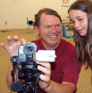 Miles Eddy Teaches Video Productions